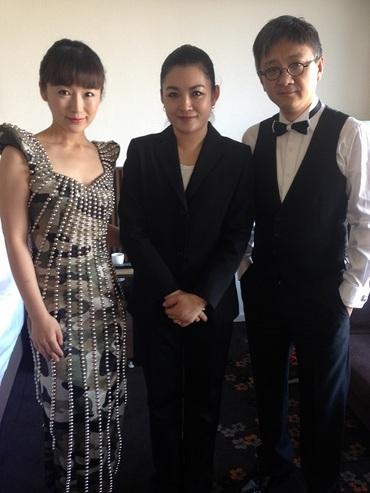 2014映画祭ヘアメイク 中国人芸能人ヘアメイク のイメージ