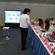 中国 広東外語外貨大学 南国商学院 短期美容研修授業のイメージ